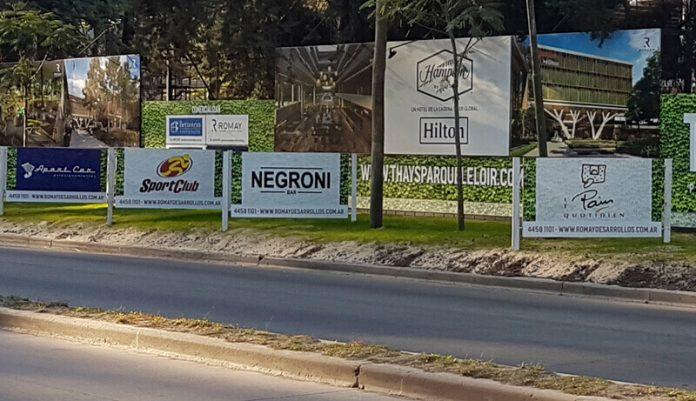 Ituzaingó Hilton: Romario