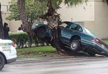 Miami Choque y Vuelco: Pasa