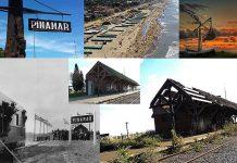 Pinamar: Estación Ferroviaria abandonada
