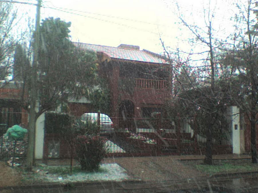 Nieve Ituzaingó y Parque Leloir