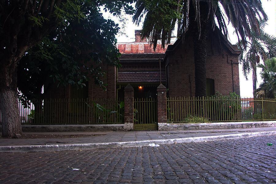 Pasaje La Porteña Casa del Jefe de la Estación Haedo