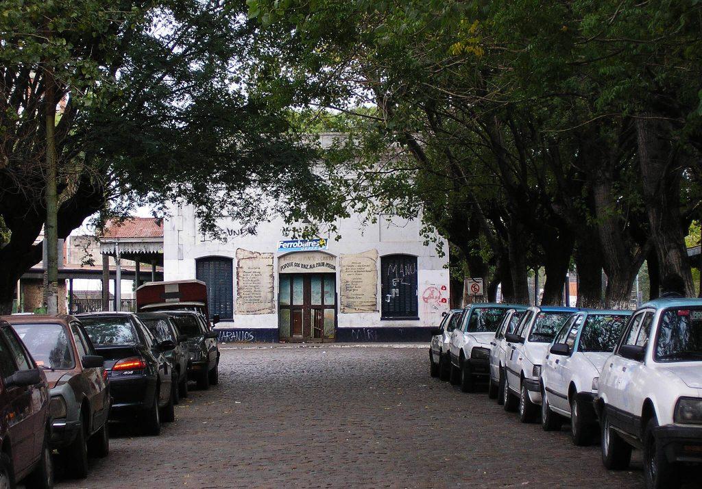 Pasaje La Porteña