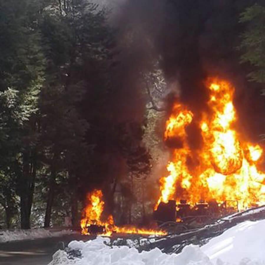 Video Hoy Tragedia en Villa La Angostura