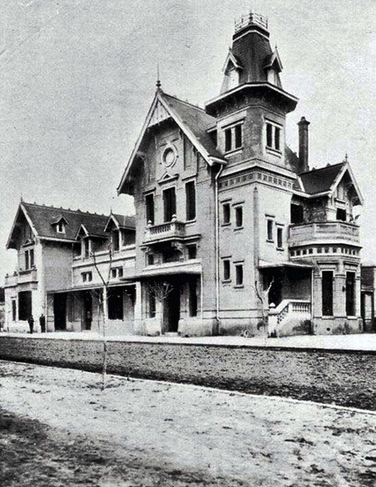 Estación Ramos Mejía