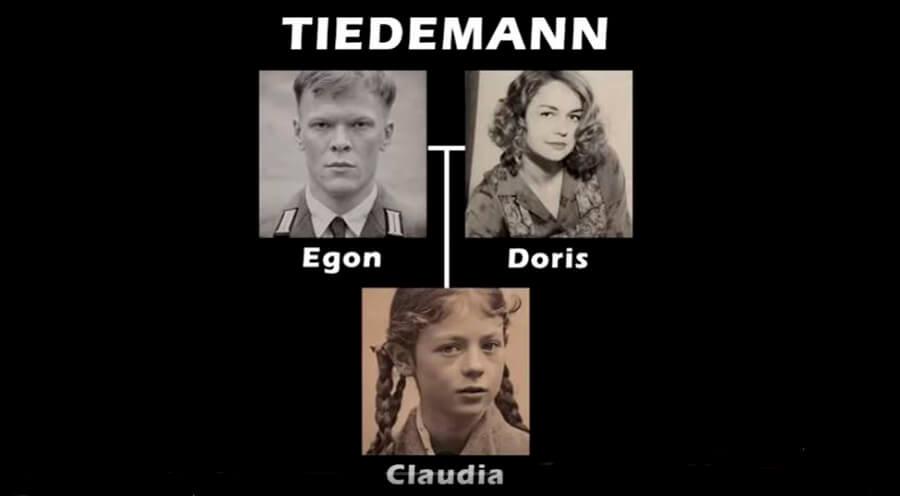 Familia Tiedemann Dark Netflix