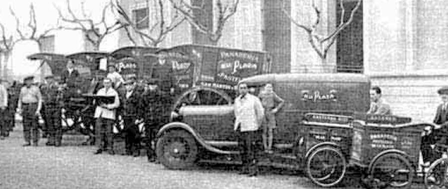 Morón Panadería La Plaza