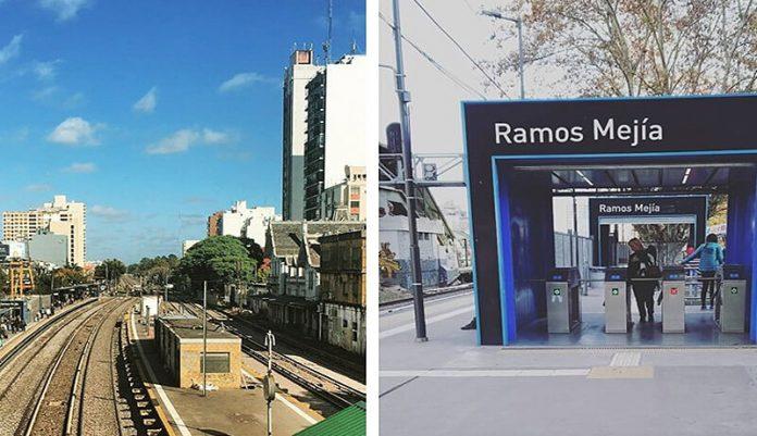 Ramos de la estación