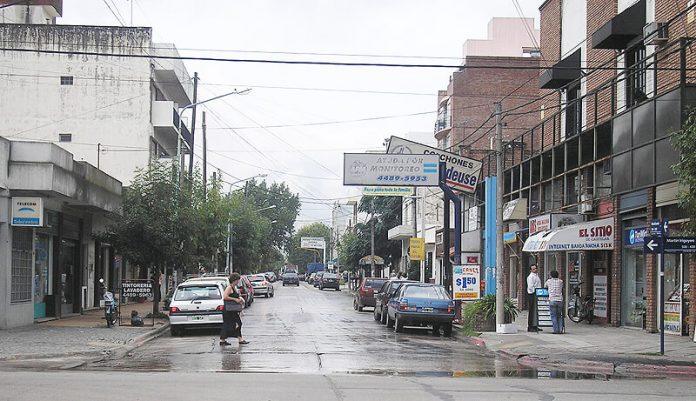 Castelar Calle Almafuerte