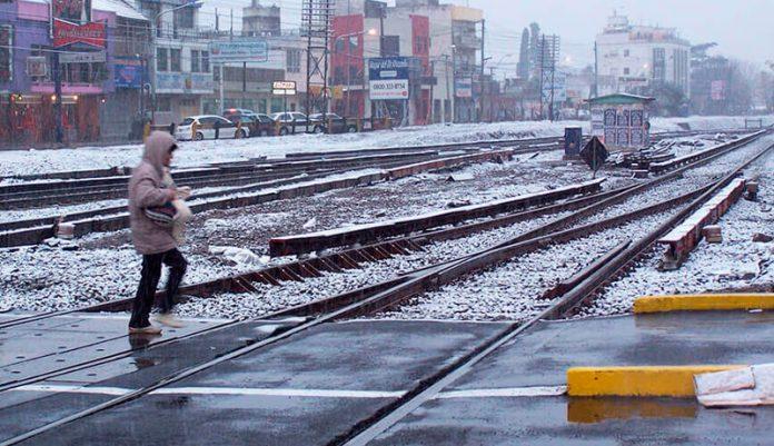Nieve Castelar: 9 de Julio