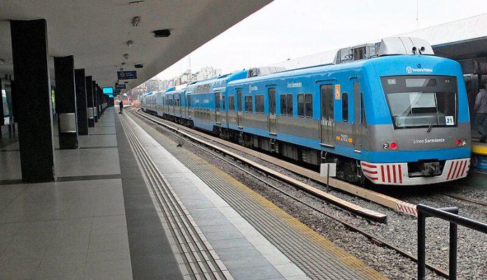 Ahora Ferrocarril Sarmiento: Liberan