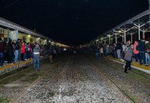 Bragado: Volvió el ferrocarril