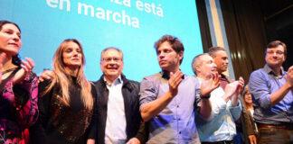 Buenos Aires: Axel Kicillof