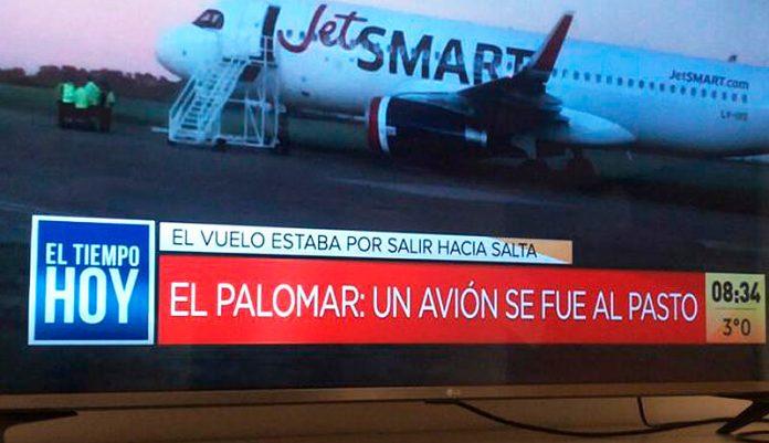 Ahora El Palomar: Salió