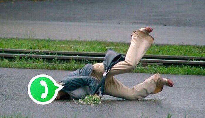 WhatsApp: Falla Mundial