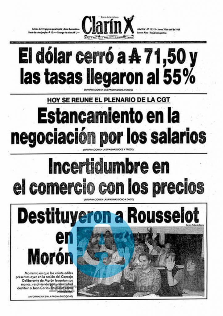 La Renovación Peronista