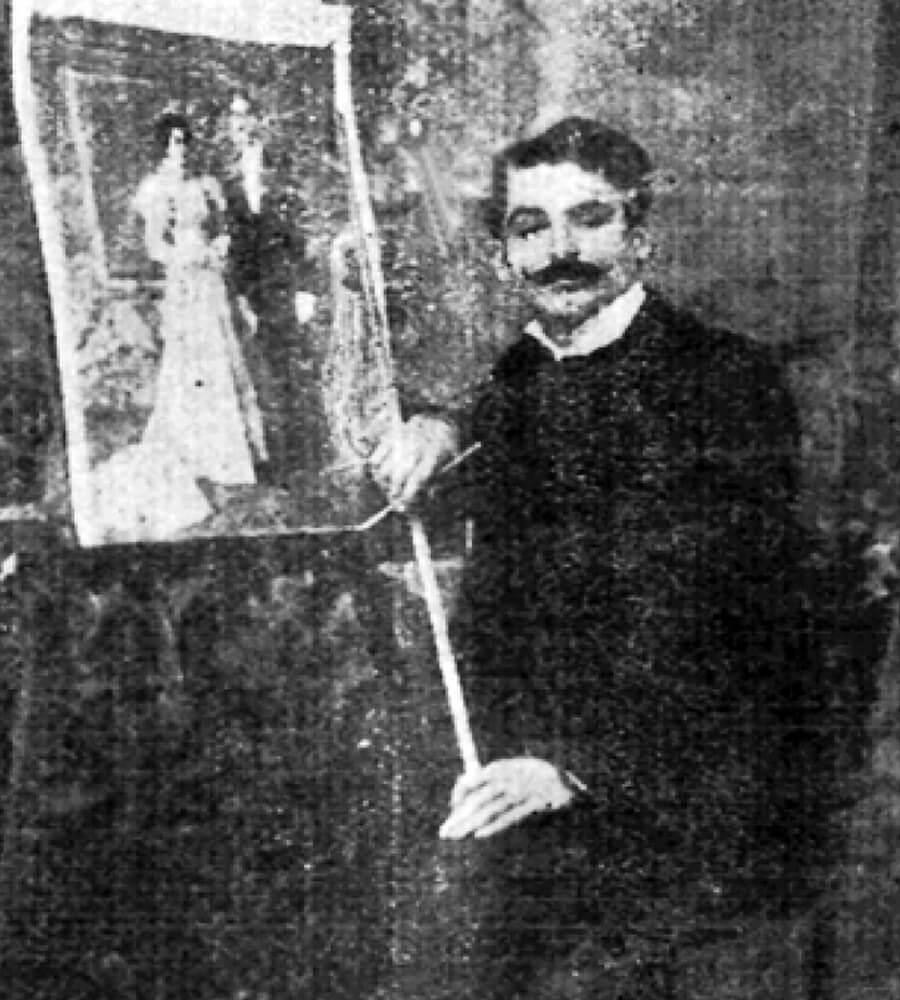 Morón Esteban Villafañe