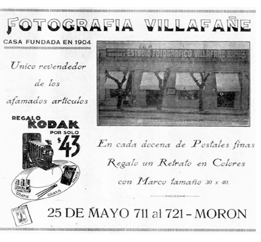 Casa Villafañe Fotografía Morón