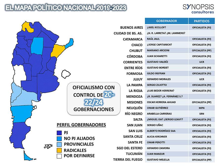 Alberto Fernández y Macri: Elecciones