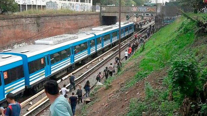 Ferrocarril Sarmiento: Soterramiento Blindado