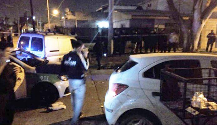 Persecución Policial: tiroteo