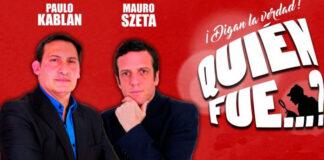 Mauro Szeta y Paulo Kablan