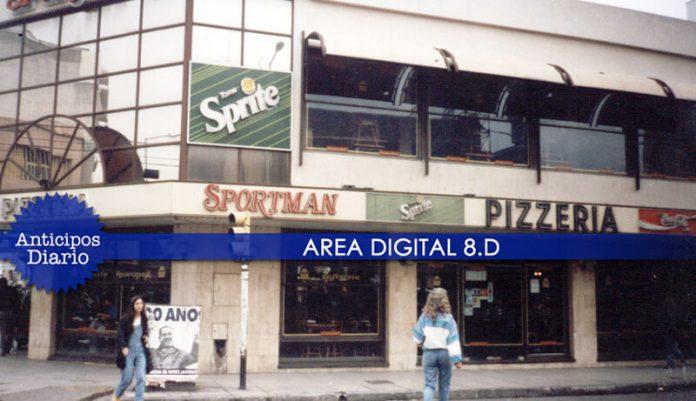 Morón Historia: La Pizzería Sportman