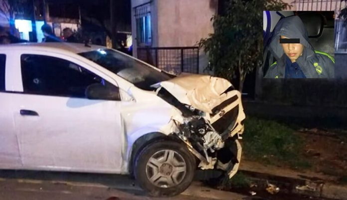 Morón: Banda Roba Uber
