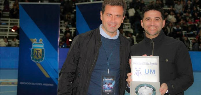 Futsal: AFA