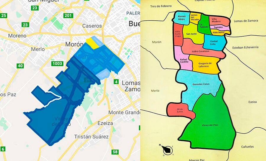 Elecciones Generales 2019 La Matanza Barrio 10 de Junio