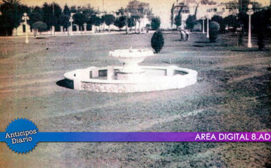 Municipalidad de Morón en la Plaza San Martín de Ituzaingó
