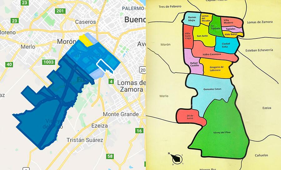 Elecciones Generales 2019 La Matanza Barrio 10 de Junio Aldo Bonzi