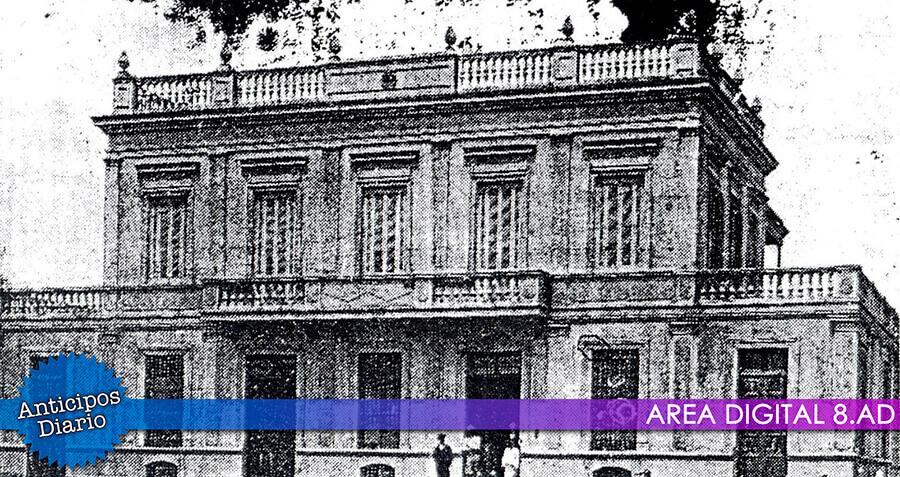 Almacén de ramos generales Felipe Pastré año 1890