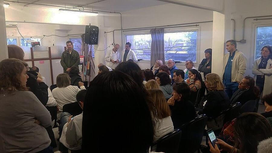 Ahora Morón: Asamblea Médicos