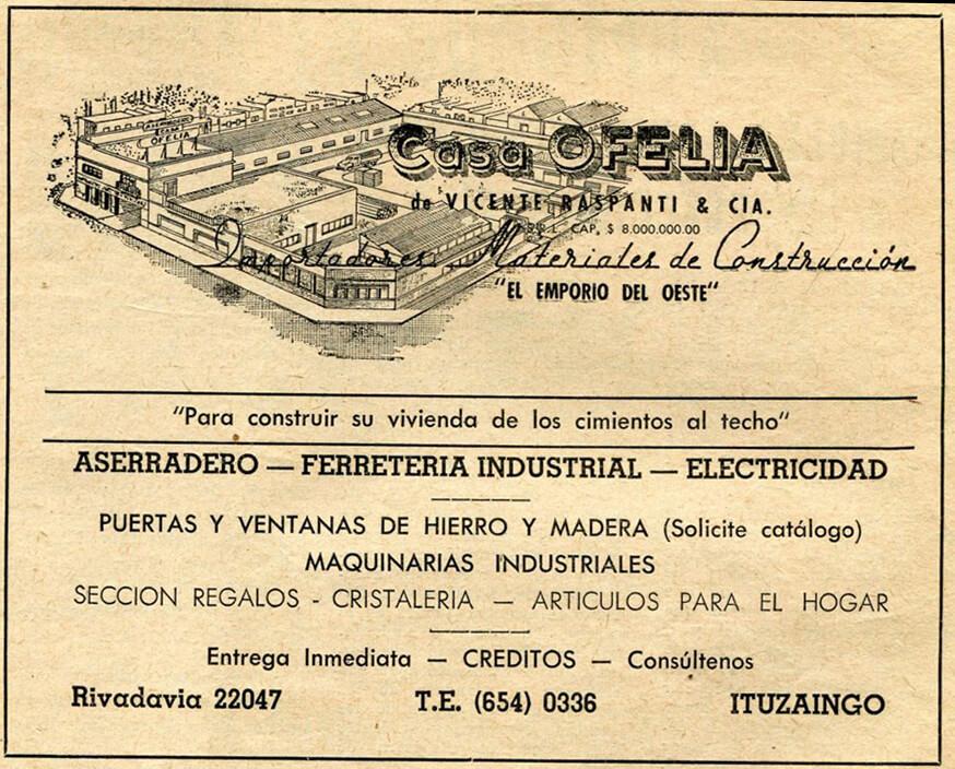 Casa Ofelia Ituzaingó