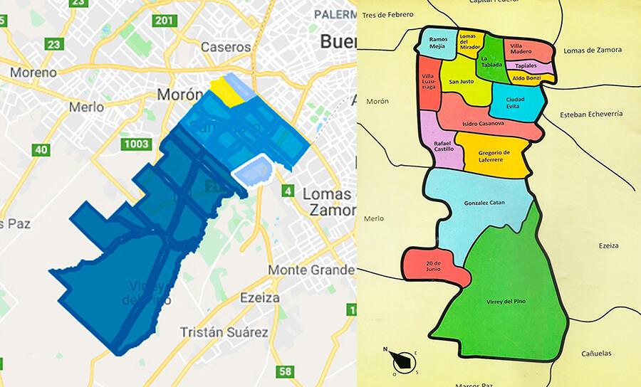 Elecciones Generales 2019 La Matanza Ciudad Evita