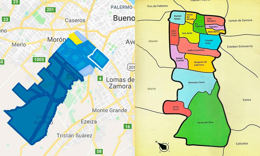 Elecciones Generales 2019 La Matanza Ciudad Madero, Celina y Tapiales