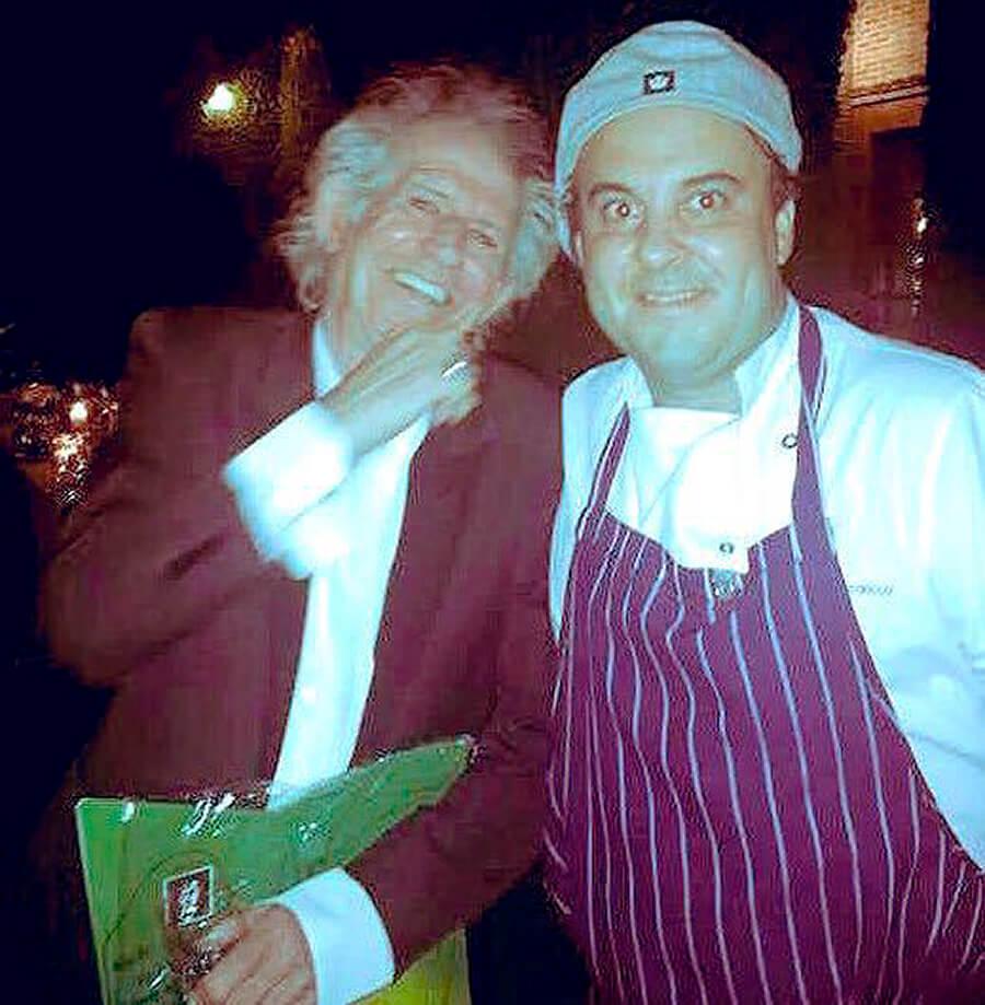 Keith Richards Pescado Rabioso Luis Alberto Spinetta