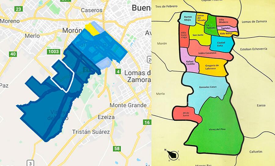 Elecciones Generales 2019 La Matanza González Catán