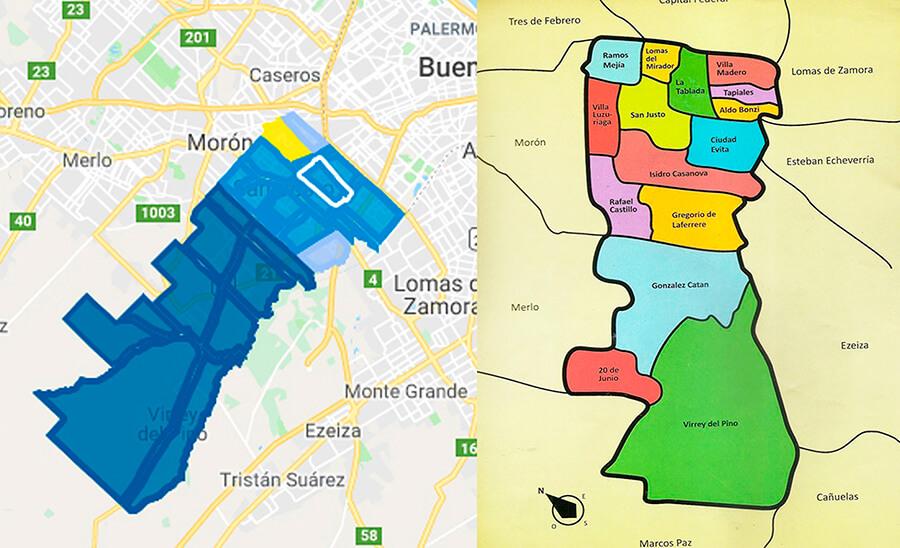 Elecciones Generales 2019 La Matanza Barrio 10 de Junio Aldo Bonzi La Tablada