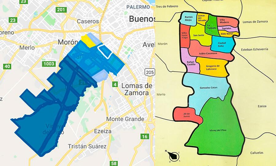 Elecciones Generales 2019 La Matanza Lomas del Mirador y La Tablada