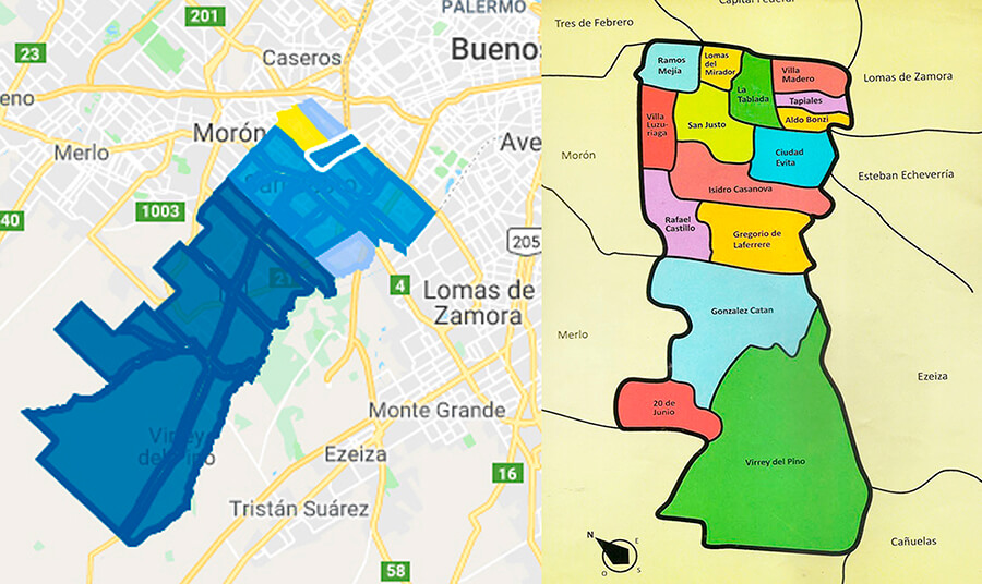 Elecciones Generales 2019 La Matanza Lomas del Mirador y San Justo