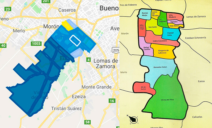 Elecciones Generales 2019 La Matanza San Justo y La Tablada