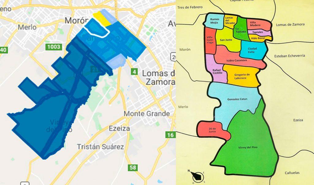Elecciones Generales 2019 La Matanza San Justo y Villa Luzuriaga