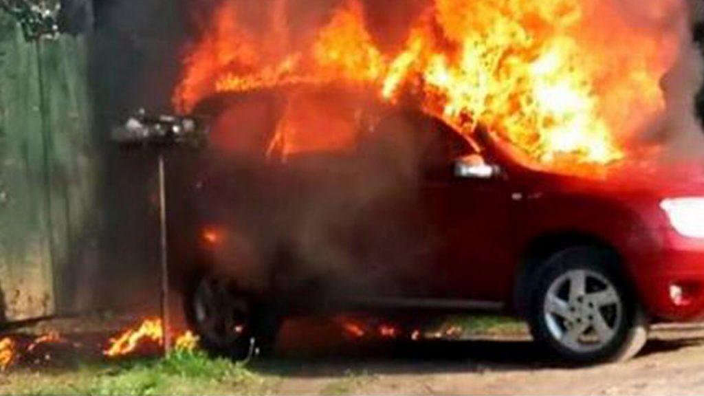 eno: Asesinan y queman