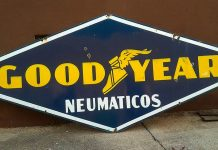 Hurlingham: La fábrica Goodyear