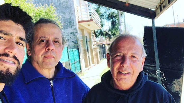 Morón Concejal de Tagliaferro