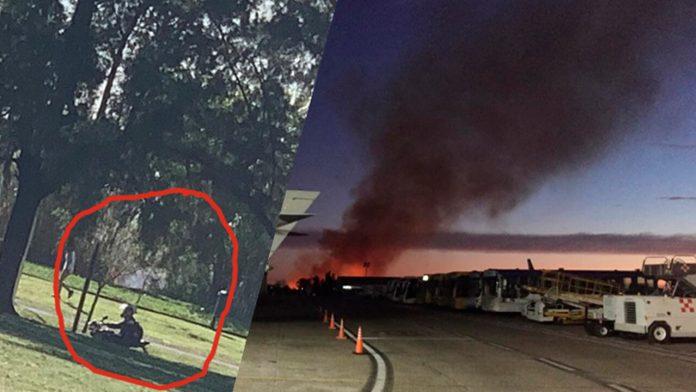 Hoy El Palomar Segundo Incendio