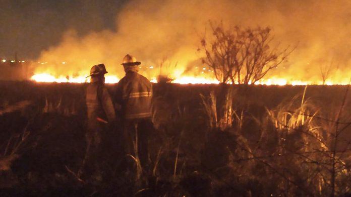Morón El Palomar: Tres incendios