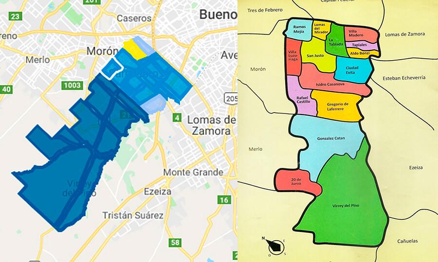 Elecciones Generales 2019 La Matanza Barrio 10 de Junio Aldo Bonzi La Tablada Villa Luzuriaga