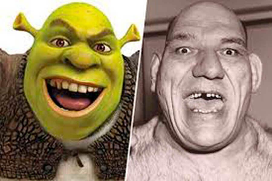 ¿Quién fue Shrek